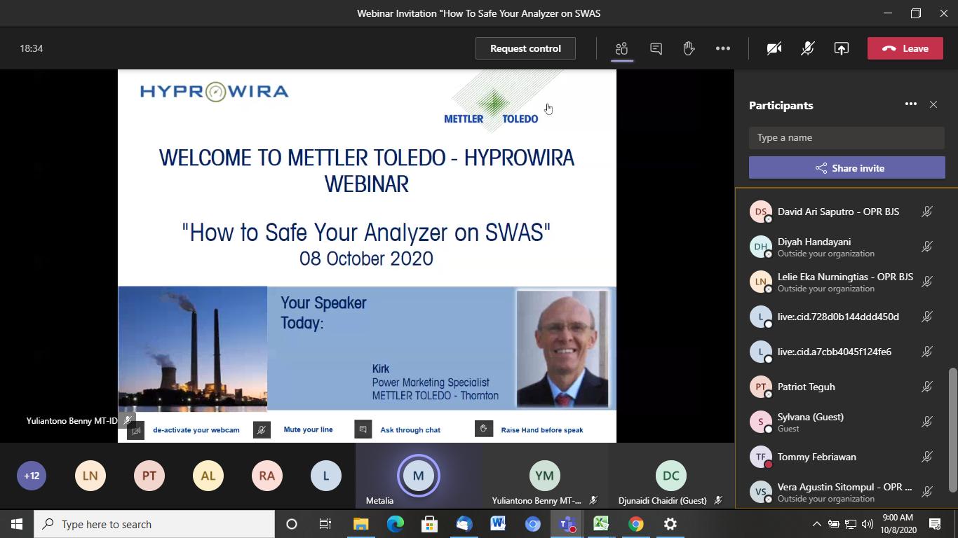 Webinar Gratis: Cara Mengamankan Analyzer Anda di SWAS