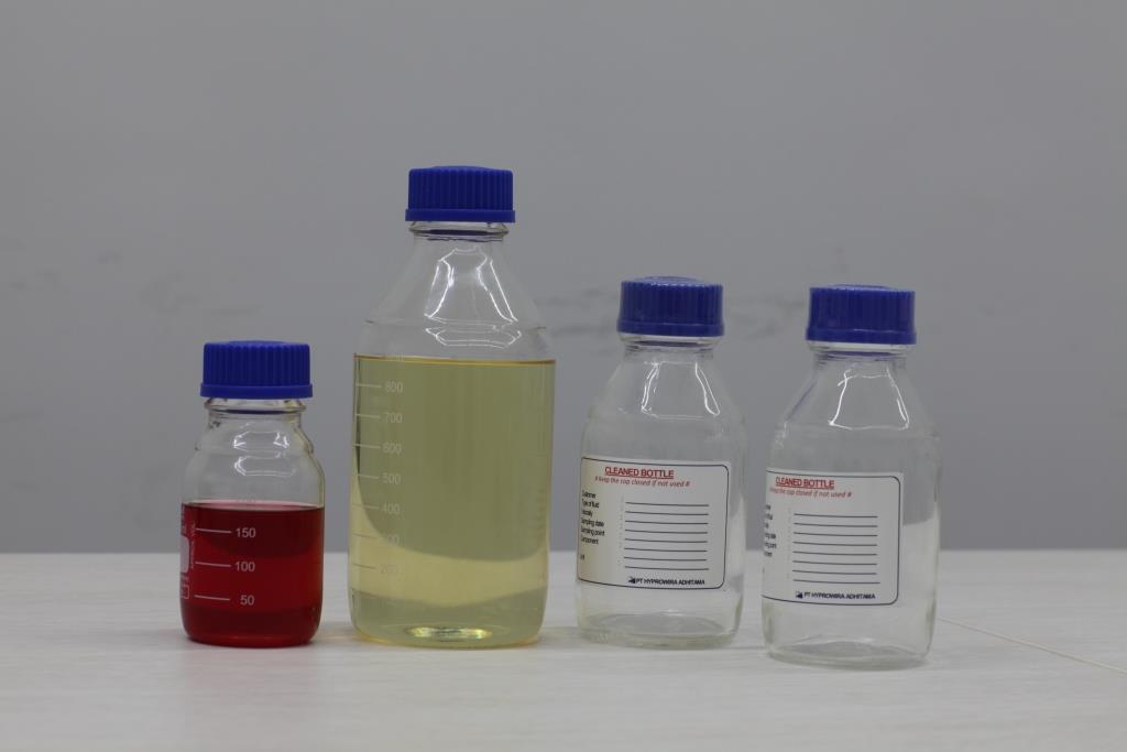 Botol Bersih