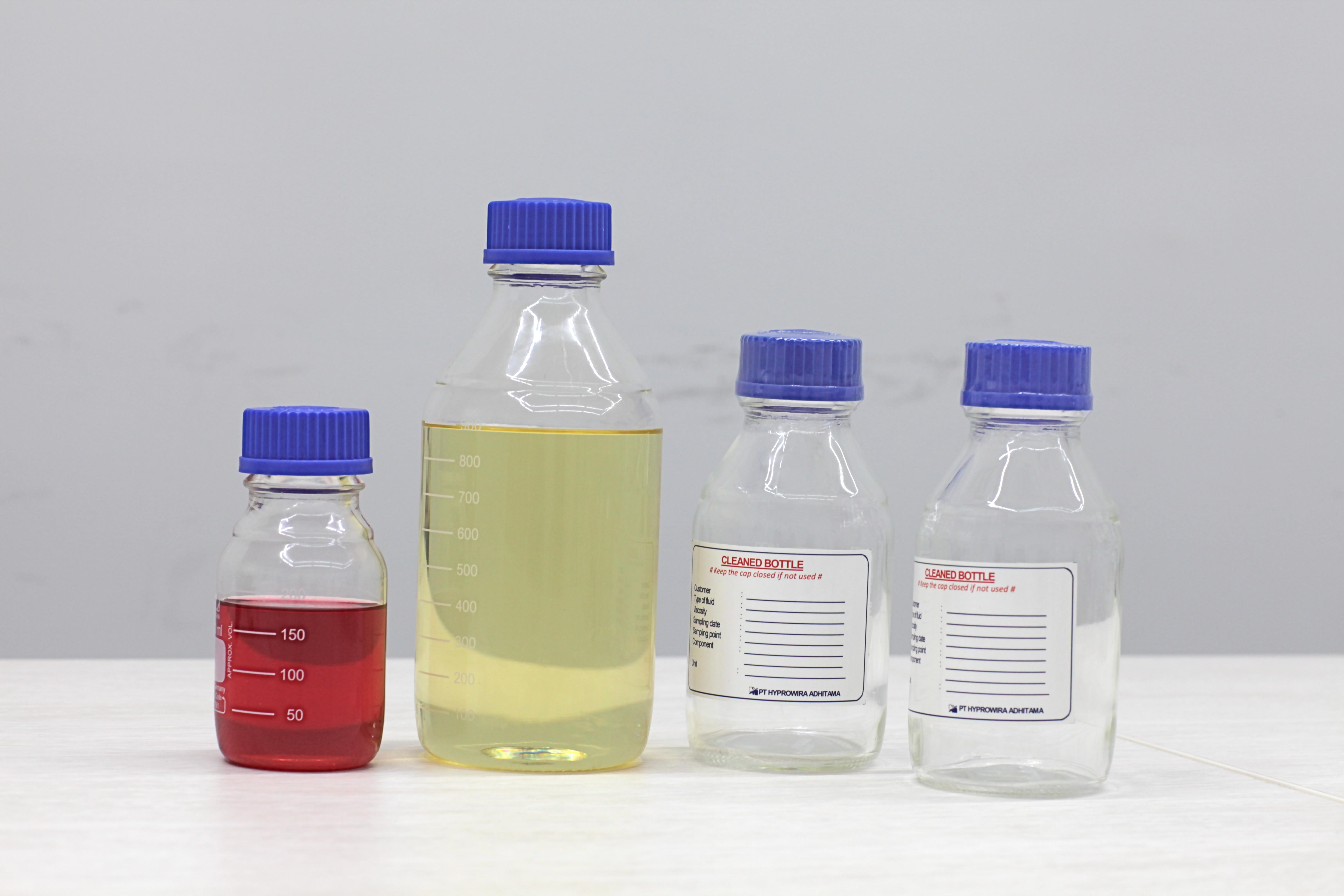 sterilisasi botol bersih