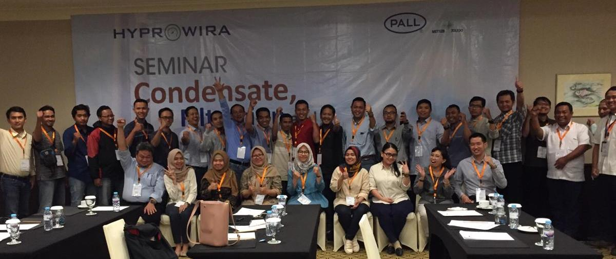 "Seminar ""Condensate, Filtration and Quality Monitoring"""