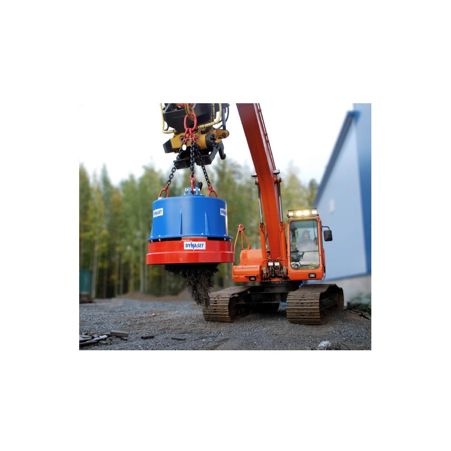Cara Kerja Generator Magnet untuk Excavator